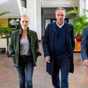 Jugendrichter Dr. Kleinert in großer Gefahr (Foto)