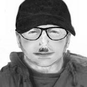 Die Polizei sucht den mutmaßlichen Mörder mit einem Phantombild.