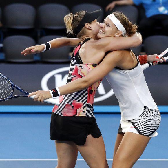 Heute live: Finale der Damen! Williams vs. Williams (Foto)