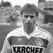 MSV Duisburg trauert um Fußball-Star Tönnies (Foto)