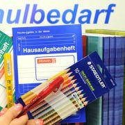 EU verbietet Buntstifte und Wasserfarben (Foto)