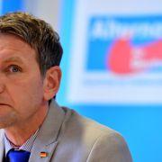 Hausverbot für Höcke - AfD-Mann von Holocaust-Gedenken ausgeschlossen (Foto)