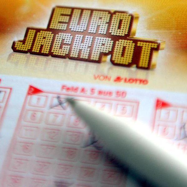 Eurolotto mit allen Gewinnzahlen und Quoten vom Freitag (Foto)