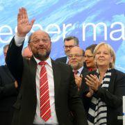 SPD legt mit neuem Kanzlerkandidaten in Umfragen deutlich zu (Foto)