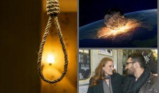 NEWS DES TAGES: +++ Selbstmord bei Facebook gestreamt +++ Asteroid rast auf Erde zu +++ Neues GZSZ-Traumpaar. (Foto)