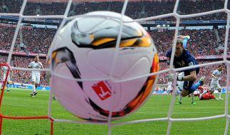 Der 18. Spieltag der Bundesliga. (Foto)