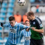 Die Fußball-Ergebnisse der 3. Liga auf einen Blick (Foto)