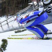 WM-Hoffnung Wellinger springt zu seinem zweiten Weltcupsieg (Foto)