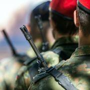 Sadistische Sex-Rituale bei der Bundeswehr (Foto)