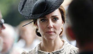 Kate Middleton sorgt sich um ihre Kinder. (Foto)