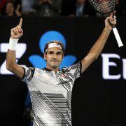 Federer holt 18. Grand-Slam-Titel gegenNadal im Australian-Open-Finale (Foto)