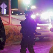 Sechs Tote bei Terroranschlag auf Moschee (Foto)