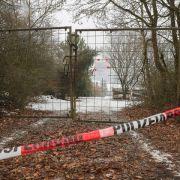 6 Tote in Gartenlaube - Polizei sucht weiter nach Ursache (Foto)