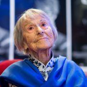 Goebbels-Sekretärin stirbt mit 106 Jahren (Foto)