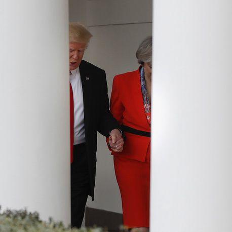 An DIESER seltsamen Krankheit leidet der neue US-Präsident (Foto)