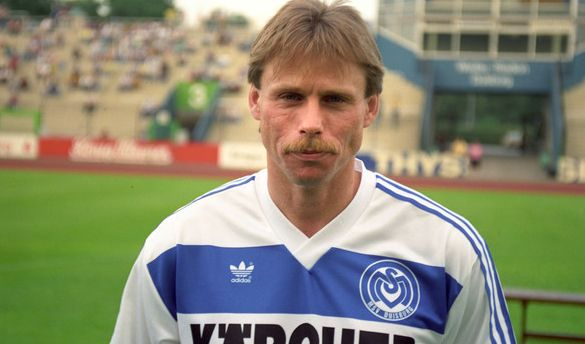 Michael Tönnies, Ex-Fußballprofi (19.12.1959 - 26.01.2017)