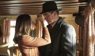 Richard (Ronald Zehrfeld) ist einige Jahre nach Kriegsende zu Claire (Johanna Wokalek) zurückgekehrt. Für das Ehepaar beginnt nun eine schwierige Zeit der Annäherung. (Foto)
