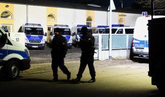 In Hessen fanden in der Nacht zu Mittwoch Anti-Terror-Razzien statt. (Foto)