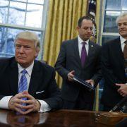 Trump greift Deutschland an (Foto)