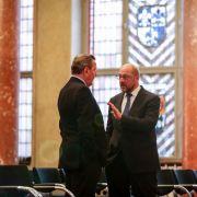 Martin Schulz rechnet mit Gerhard Schröder ab (Foto)