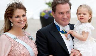 Behalten die Kinder von Prinzessin Madeleine ihren Platz in der Thronfolge? (Foto)