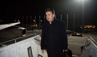 Sigmar Gabriel reist in die USA um seinen Amtskollegen zu treffen. (Foto)