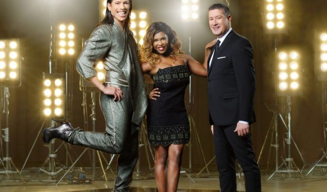 """Let's Dance"" 2017 bei RTL"