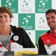 Aus für deutsches Davis-Cup-Team - Auch Zverev scheitert (Foto)