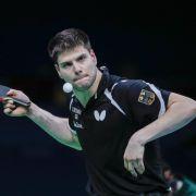 Tischtennis-Star Ovtcharov gelingt Hattrick beim Europe Top 16 Cup (Foto)