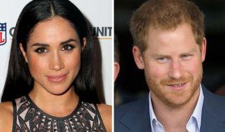 Meghan Markle soll einem Insider zufolge praktisch schon bei Prinz Harry wohnen. (Foto)