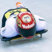 Friedrich Vierter im Viererbob-Weltcup - Lochner disqualifiziert (Foto)