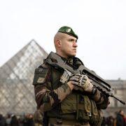 Macheten-Angriff am Louvre - Zweite Person festgenommen (Foto)