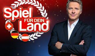 """""""Spiel für dein Land"""" wird moderiert von Jörg Pilawa. (Foto)"""