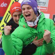 Das Leben des Skispringers abseits der Schanze (Foto)