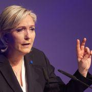 Le Pen will baldiges Referendum über französischen EU-Austritt (Foto)