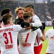 1:0! Herbe Niederlage der Bullen gegen Borussia Dortmund (Foto)