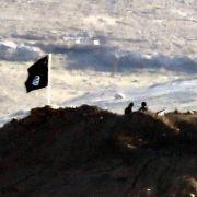 Deutsche ISIS-Terroristen in Türkei gefasst, 400 IS-Anhänger in Ankara verhaftet (Foto)
