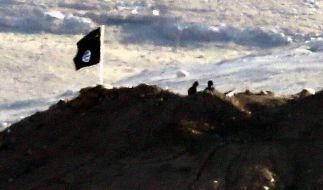 Zwei ISIS-Terroristen wurden in der Türkei verhaftet. Sie sollen Anschläge in Deutschland geplant haben. (Foto)