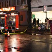 3 Todesopfer nach Flammeninferno - Brandursache unklar (Foto)
