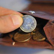 Grund zur Freude? Reallöhne in Deutschland steigen (Foto)