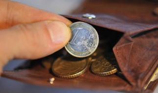 Die Reallöhne in Deutschland steigen. (Foto)