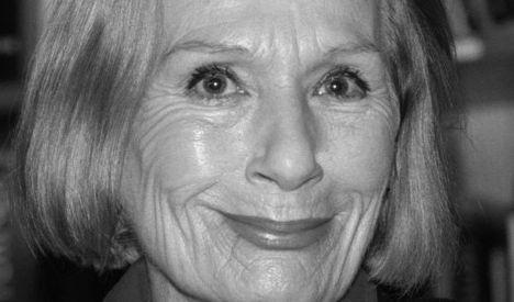 Inge Keller, Schauspielerin (15.12.1923 - 06.02.2017)