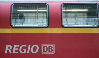 In einem Regionalexpress der Deutschen Bahn kam es am Wochenende zu einer gewalttätigen Auseinandersetzung. Symbolbild (Foto)