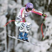 Sander beim WM-Super-G in St. Moritz in den Top Ten (Foto)