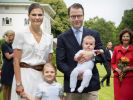 Prinzessin Victoria, ihr Mann Daniel, sowie die gemeinsamen Kinder Estelle und Oscar wurden seit Wochen nicht mehr gesehen. (Foto)