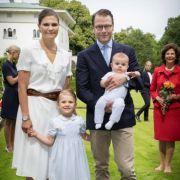 Hier verstecken sich die Schweden-Royals gerade (Foto)