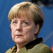 Geschmacklos? AfD schockt mit blutiger Merkel-Karikatur (Foto)