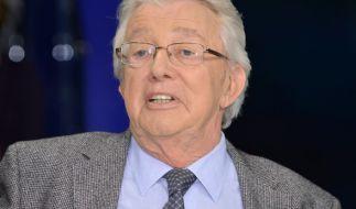 Dieter Thomas Heck will am 4. März 2017 bei der Verleihung der Goldenen Kamera auftreten. (Foto)