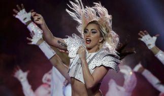 Lady Gaga kommt für drei Konzerte nach Deutschland. (Foto)