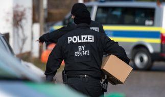 """Bei einer bundesweiten Razzia wurde gegen sogenannte """"Reichsbürger"""" vorgegangen. (Foto)"""